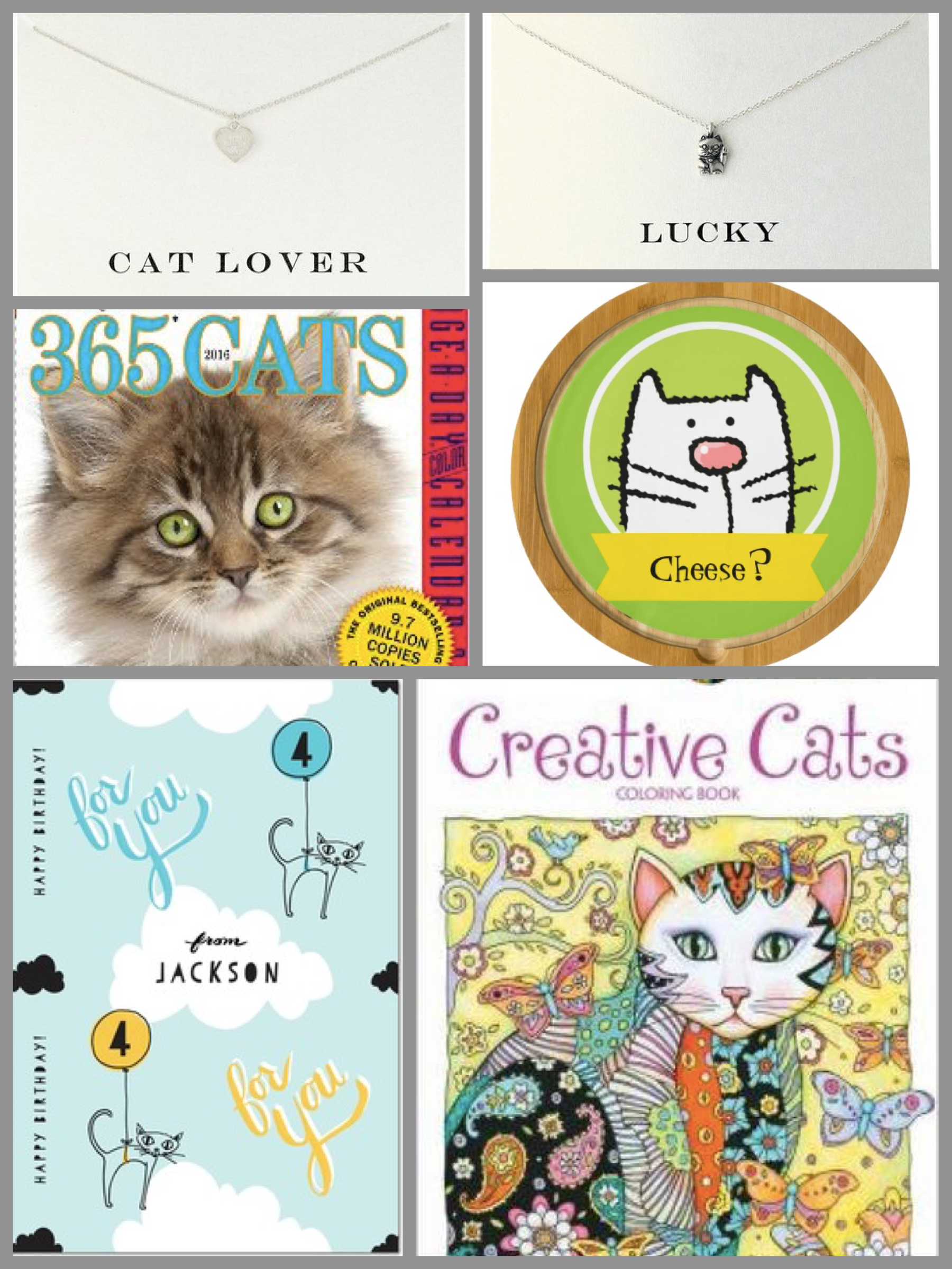 Gifts for Cat Lovers, Celebrate Cat Cuteness