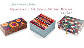 Music Box Christmas Sale