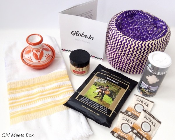 GlobeIn, Best subscription box