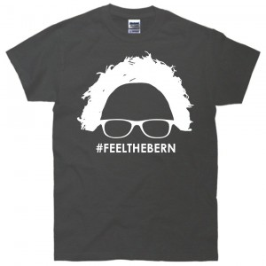 Feel The Bern Bernie Sanders T-Shirt