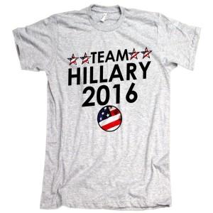 Team Hillary 2016 Clinton For President