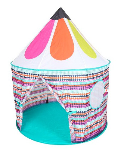 French Bull Dab Dots Play Tent