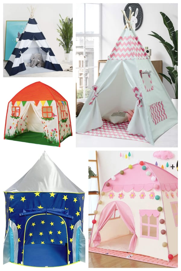 Play Tents for Pups
