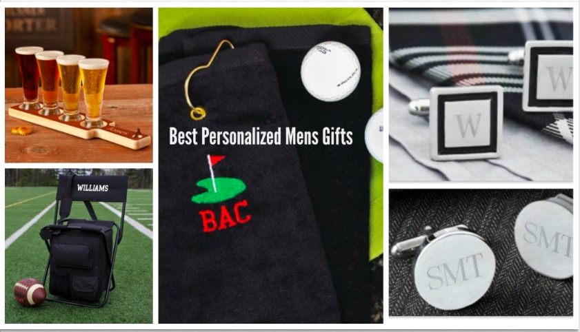 Best Personalized Mens Gifts