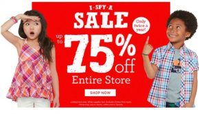Gymboree Blowout Sale