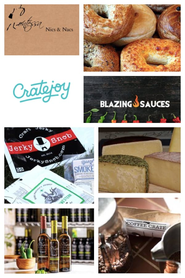 Cratejoy Food and Beverage Subscription Boxes