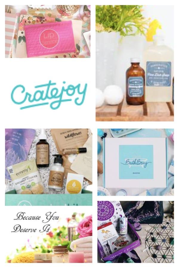 Cratejoy Subscription Beauty Boxes