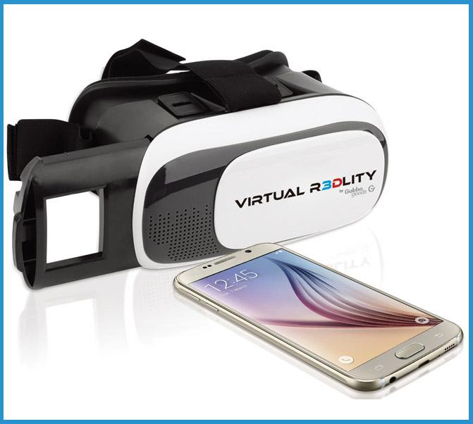 Gabba Goods Virtual Reality Headset