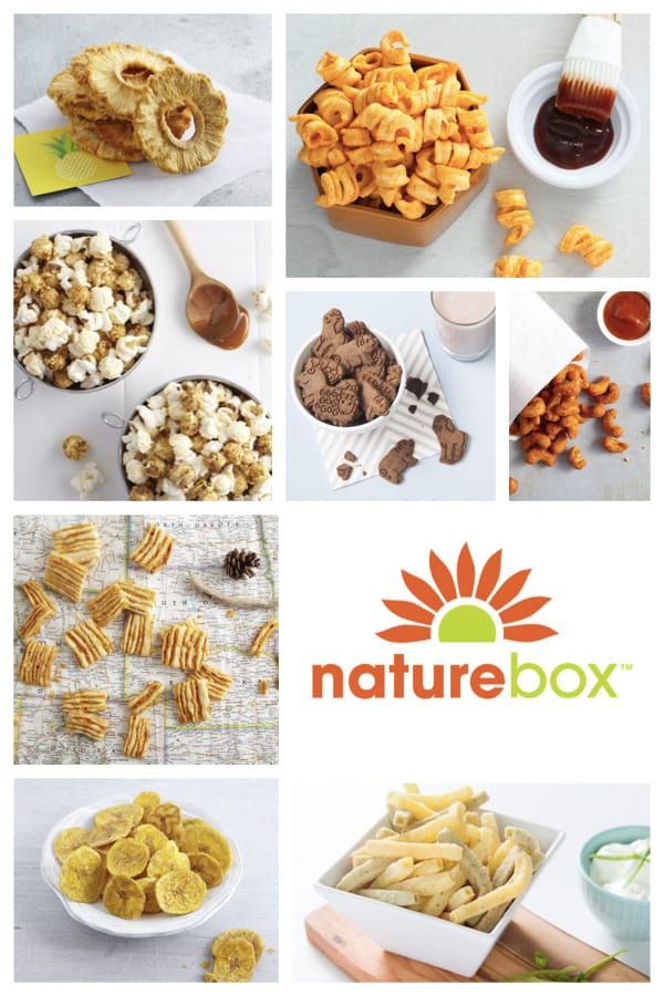Naturebox Snacks Delivered