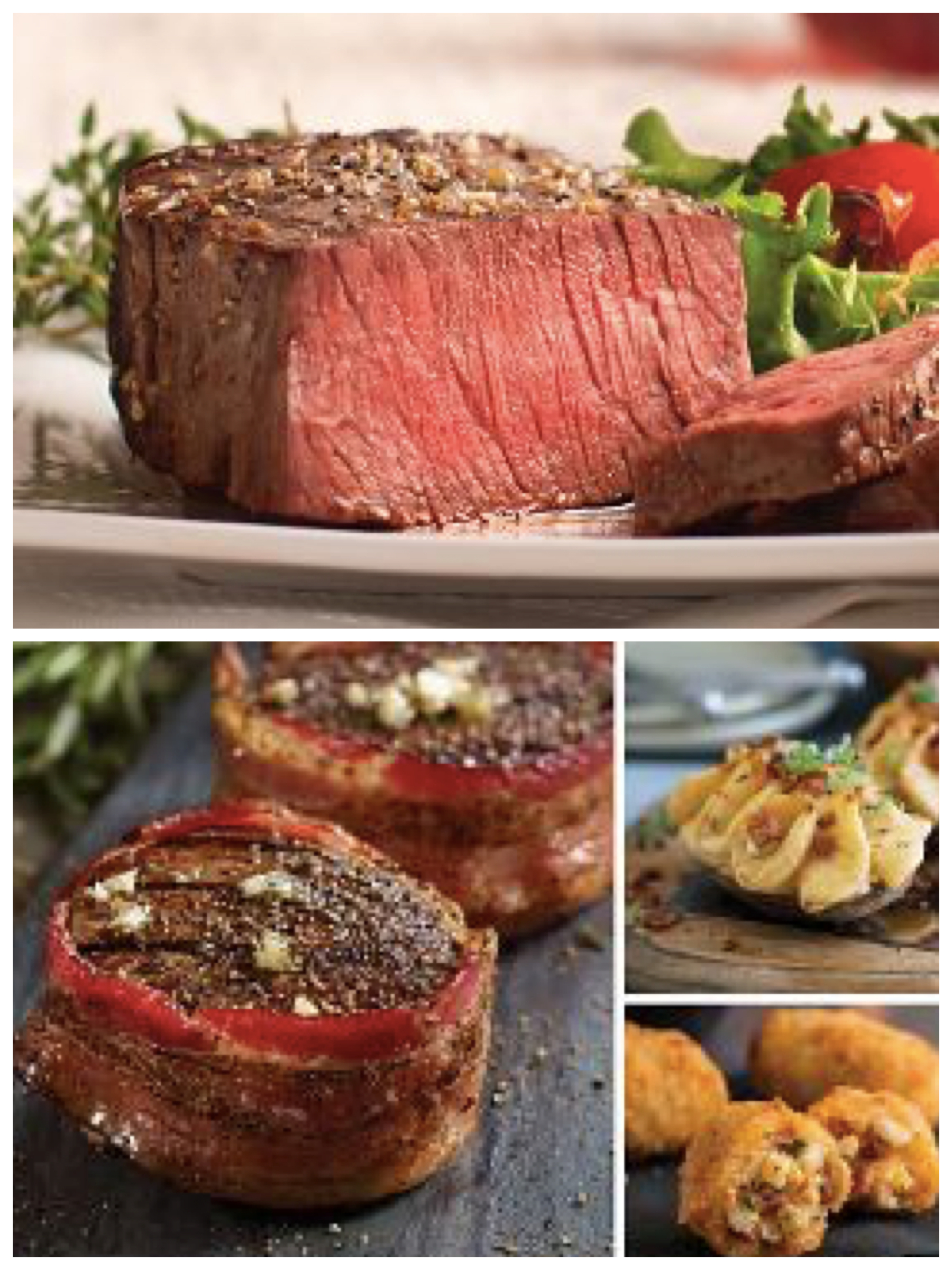 Omaha Steaks Entertaining Meals and Gifts