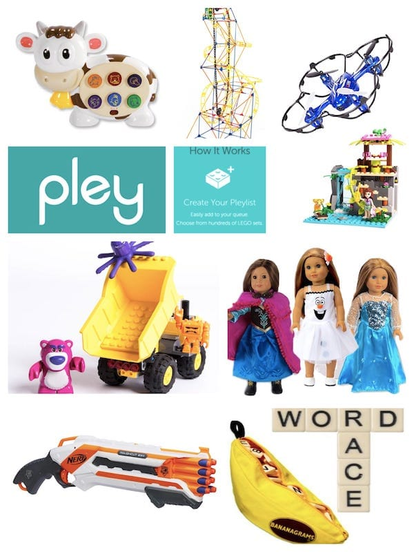 Pley Monthly Toys Delivered