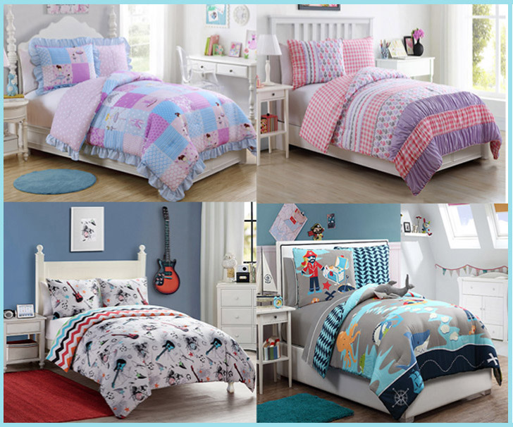 VCNY Home by Victoria Classics Children's Comforter Sets
