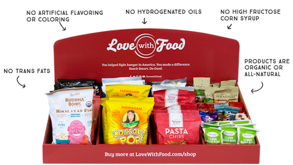 love with food subscription