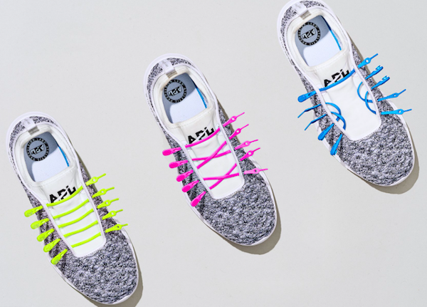 Customizable shoe lacing system