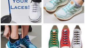 Ditch your laces