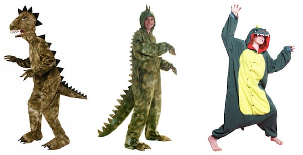Adult Dinosaur Costumes