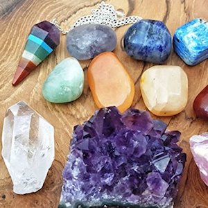 Crystals For Healing Chakra Kit