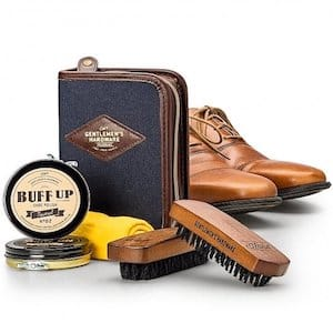 Gentlemans Shoe Shine Kit insta