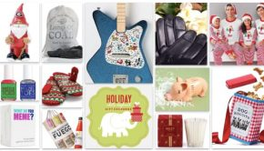 Holiday Grab Bag Gift and Stocking Stuffers Guide