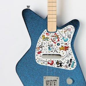 Loog Paul Frank Guitar on @mygreatgets