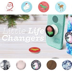 Popsockets Accessory for Phones Holiday Presents