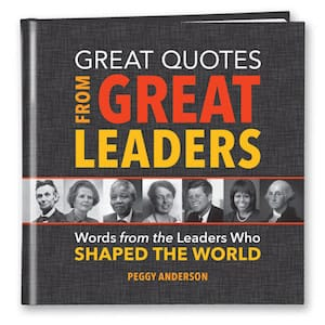 Great Quotes from Great Leaders on @mygreatgets