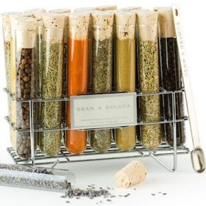 Dean and Deluca Spice Tube Rack Insta
