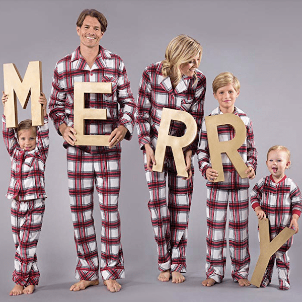 PajamaGram Matching Family Pajamas