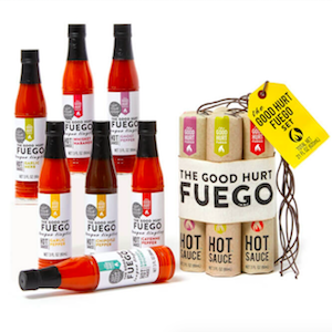 The Good Hurt Fuego A Hot Sauce Lover's Gift Set Insta