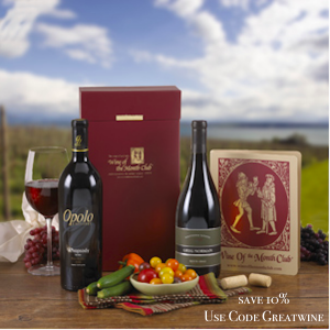 Wine of the Month Club Use code GREATWINE to Save 10%