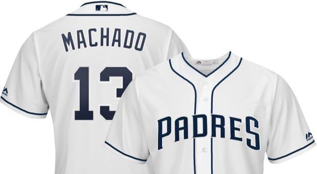 Manny Machado San Diego Padre