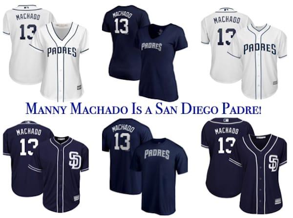 Manny Machado is a San Diego Padre