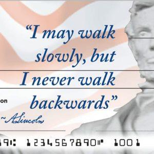 President Abraham Lincoln Checks