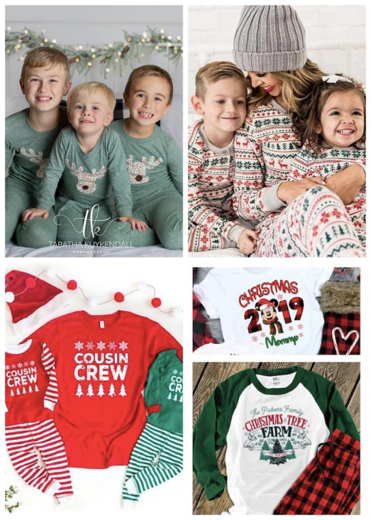 Etsy Christmas Pajamas