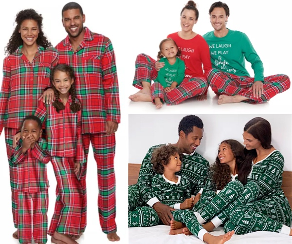 Kohls Pajama Collections Jammies For Your Families