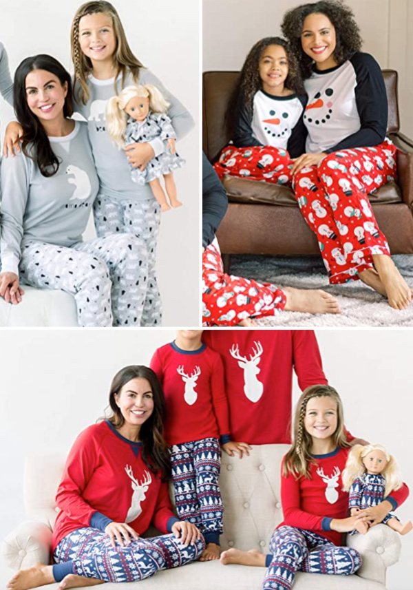 Sleepyheads Matching Family Christmas Pajama Sets