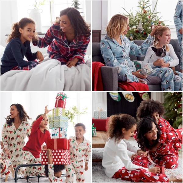 The Company Store Flannel Holiday Pajamas