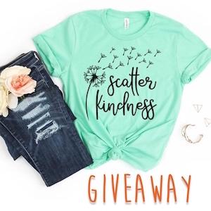 Scatter Kindness Giveaway Instagram
