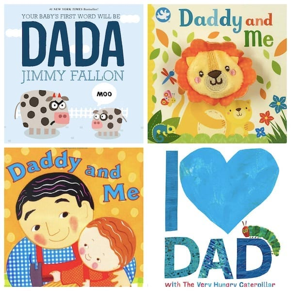 Daddy and Me Books for Father Day