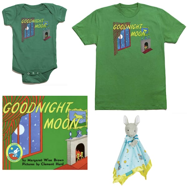 Goodnight Moon Mommy Daddy and Me Gift Idea